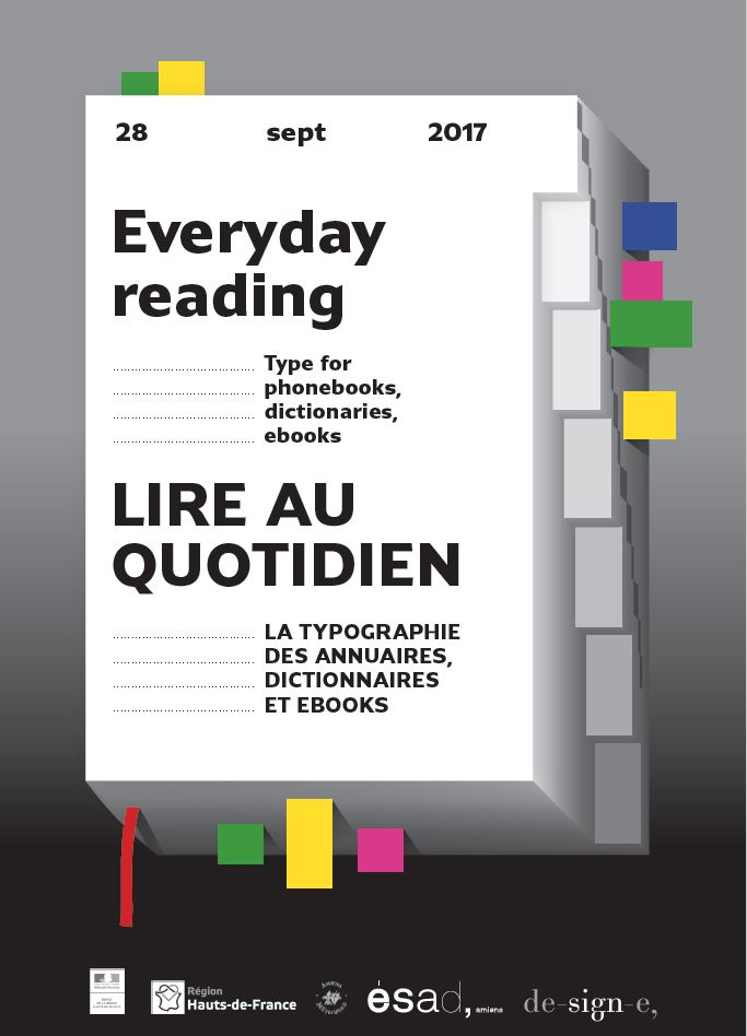 Everyday Reading - Lire au quotidien